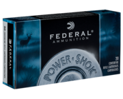 FEDERAL Power Shok 8MM MAUSER 170 HSSP 20/200