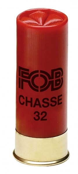 Nobel FOB-Chasse 12-70 US7 32g 25/250 - slideshow 1