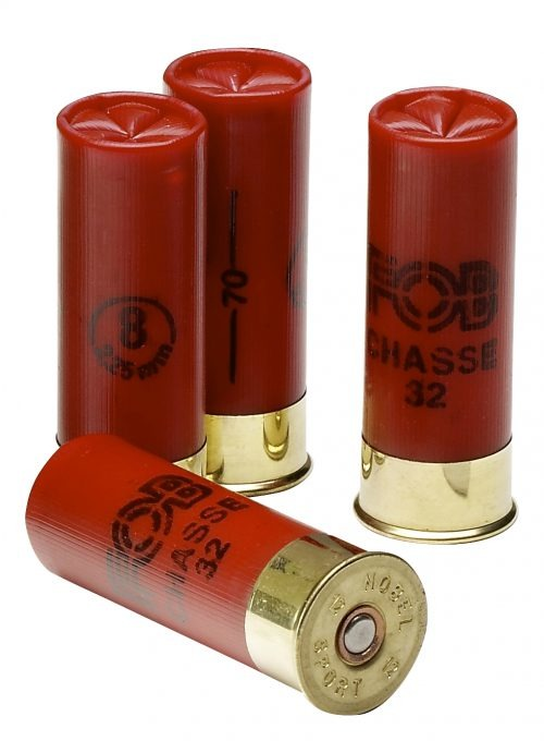 Nobel FOB-Chasse 12-70 US7 32g 25/250 - slideshow 2