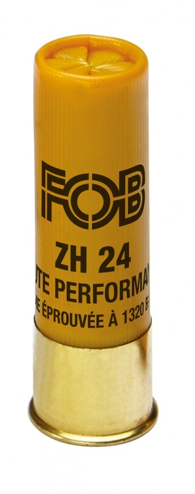 Nobel FOB ZH24 HP steel 20-70 US4 24g 25/250 - slideshow 1